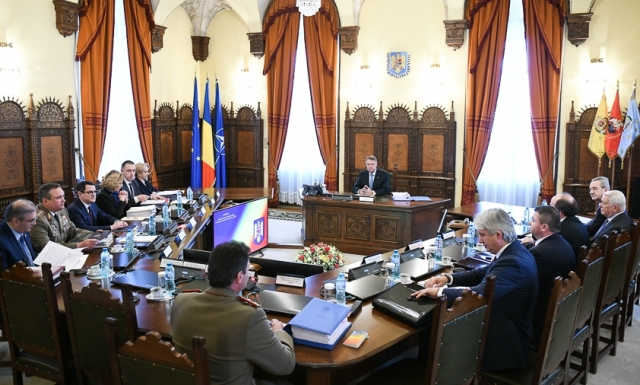 Sursa foto: csat.presidency.ro