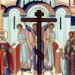 Înălţarea sfintei Cruci