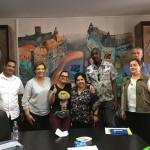 Oaspeţii din Cuba, primiţi la Bucureşti fm