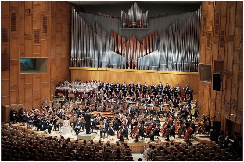 Orchestra Nationala Radio (Foto:  Alexandru Dolea)