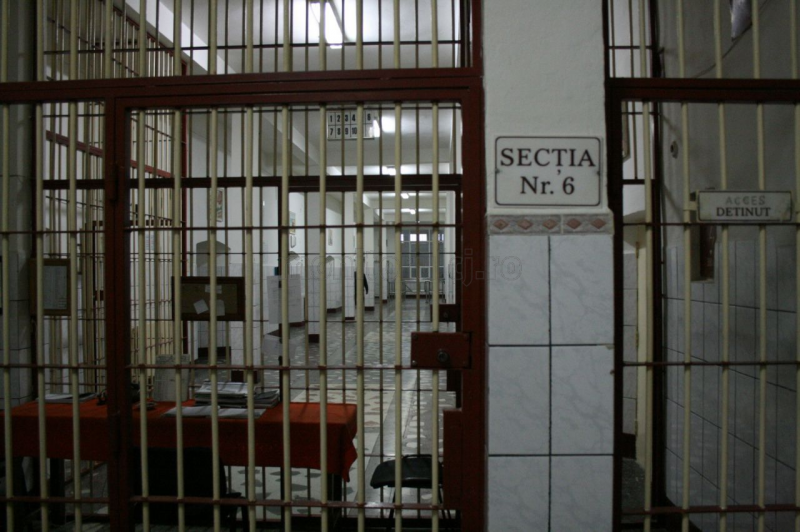 penitenciar sectie vot