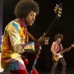 James Marshall ''Jimi'' Hendrix, muzician american de rock (Foto: Patrick Redmond - jimi.rockpaperscissors.biz)