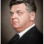 5 noiembrie 1880 - Mihail Sadoveanu, scriitor român (colorostariu.wordpress.com) 1