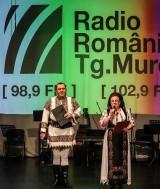 Andrei Romanica si Maria Butila scena