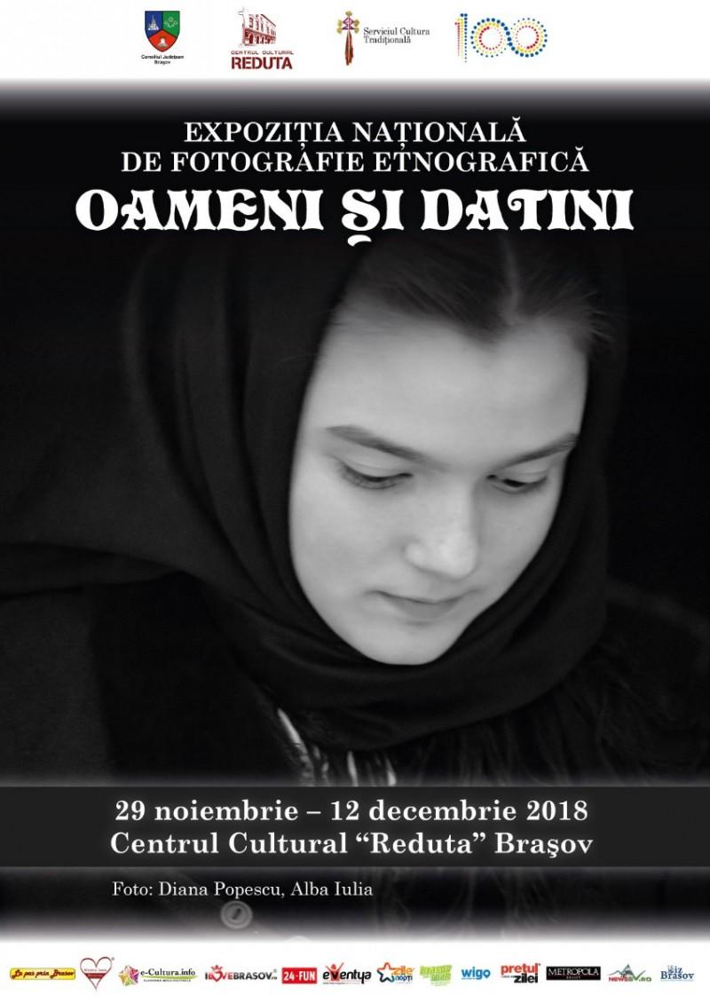 Expoziție Națională de Fotografie Etnografică, la Brașov