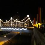 Podul peste şanţul Cetăţii