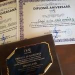 TVR - diploma jurnalisti RTM si site RADIO Tg mures