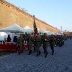 """Retragerea gărzii de la monumentul """"Glorie ostaşilor români"""""""