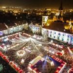 Targul de Craciun din Sursa foto: SibiuInaugurarea Târgului de Crăciun din Sibiu 2018