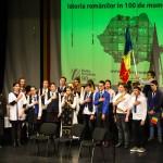 trupa teatru Gimnaziul Europa