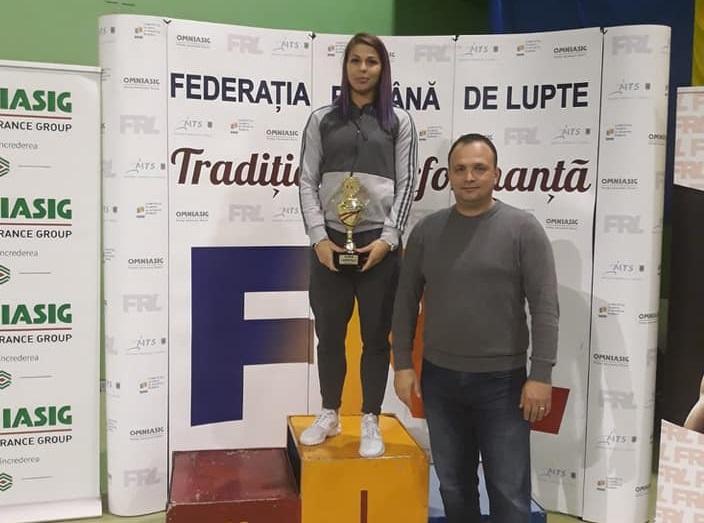 Foto-Federatia Romana de Lupte (FRL)/facebook