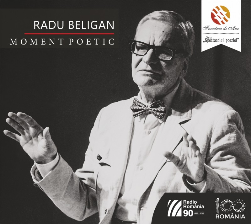 Radu Beligan - Moment poetic -  digipack