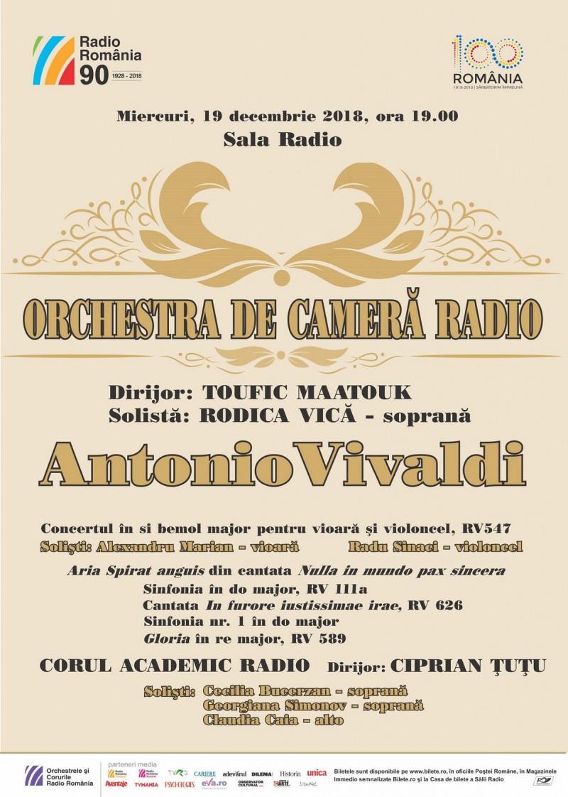 Vivaldi Sala Radio
