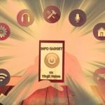 Info Gadget smartphone