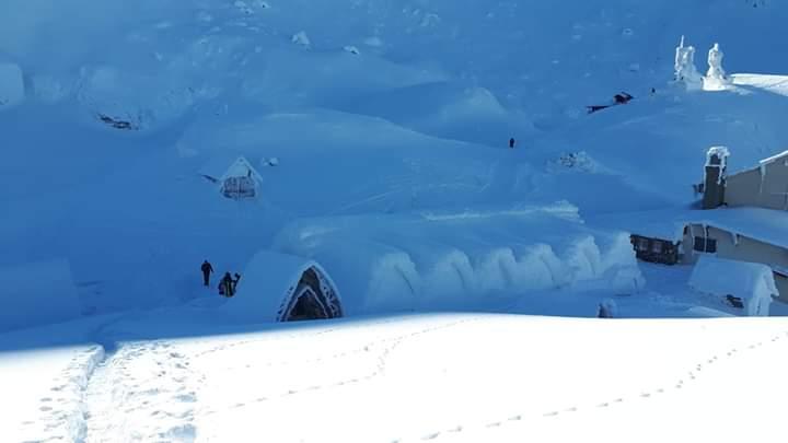 Sursa foto: Hotel Of Ice Romania/facebook