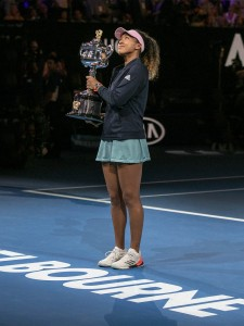 Naomi Osaka (Ben Solomon - Tennis Australia, by ausopen.com) 2