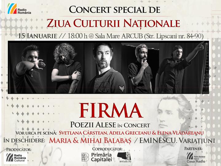 Vizual Concert Ziua Culturii Nationale 2019