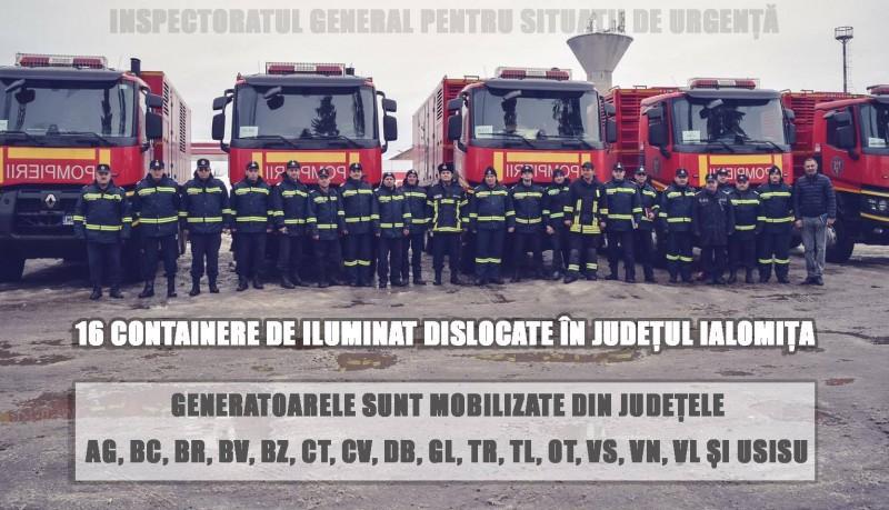 Sursa foto: www.facebook.com/igsu.situatiideurgenta