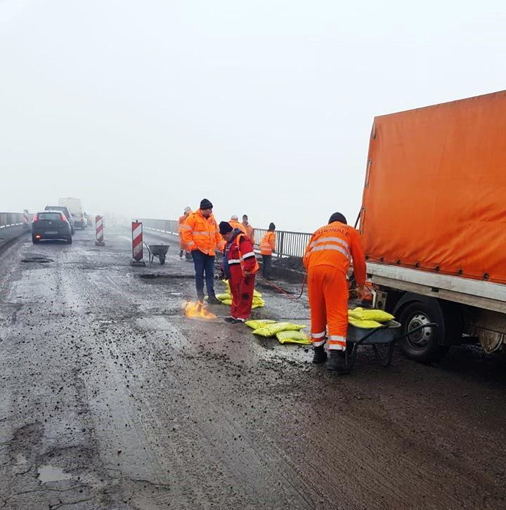 Foto: Directia Regionala de Drumuri si Poduri Brasov
