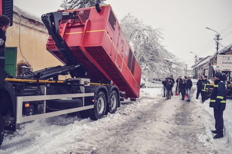 Sursa foto: IGSU - Inspectoratul General pentru Situatii de Urgenta, Romania