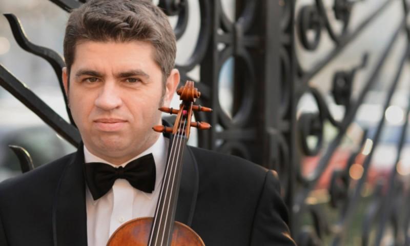 violonistul Remus Azoiței