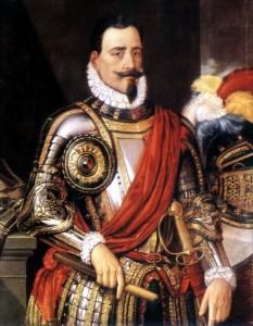 12 februarie 1541 - Pedro de Valdivia (Sursa foto: en.wikipedia.org)