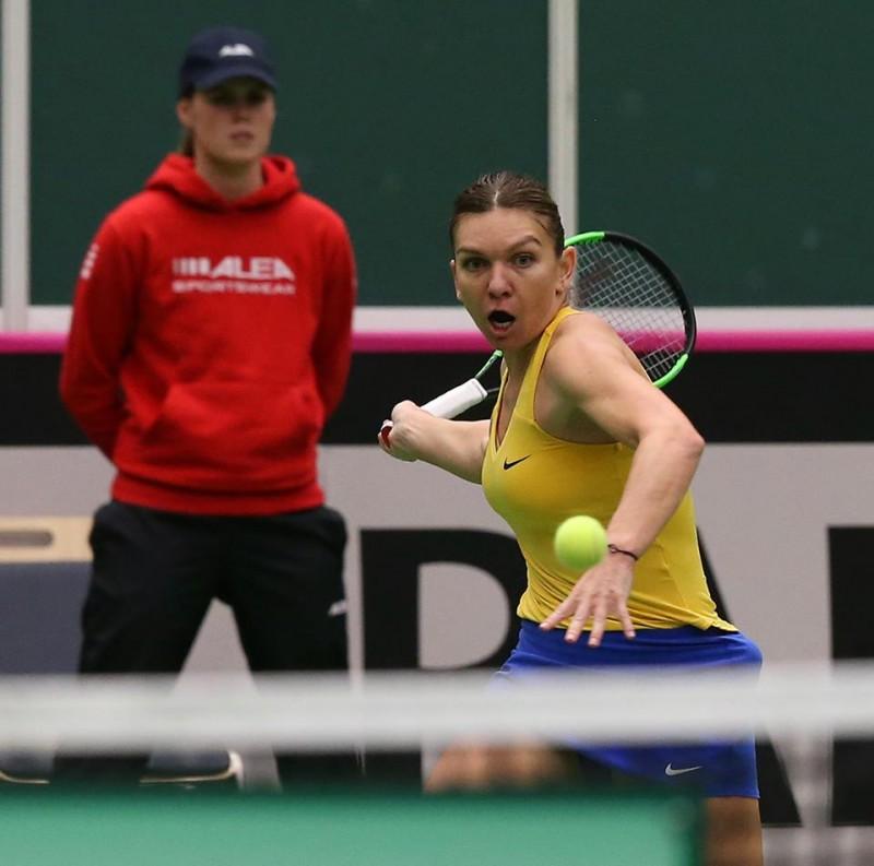Foto: Federaţia Română de Tenis