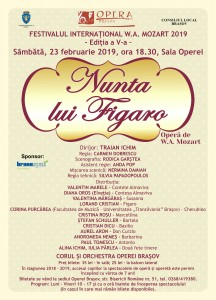 Nunta lui Figaro 23feb2019