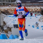 Foto: Radu Cristi/Cheile Gradistei Wintertriathlon European Championships 2019/facebook