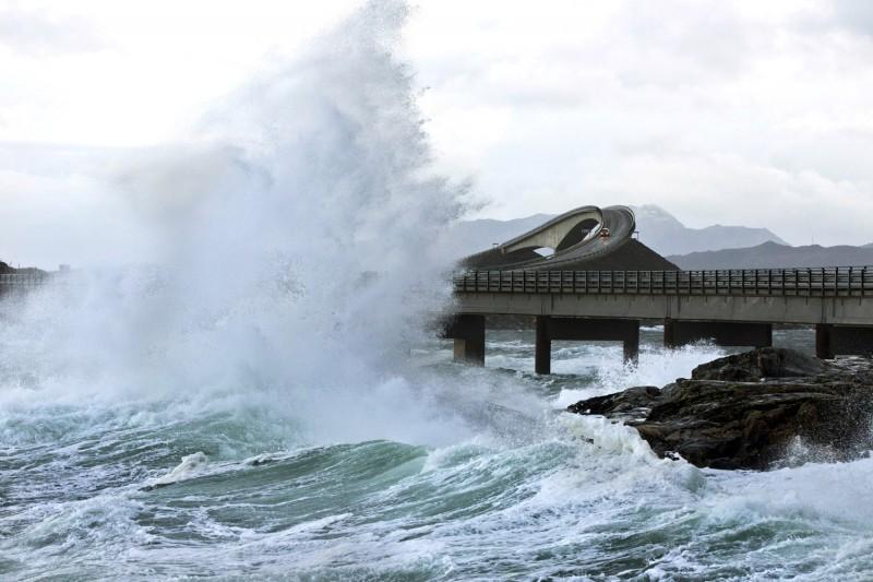 furtuna inundatii norvegia