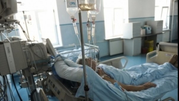 pacient spital