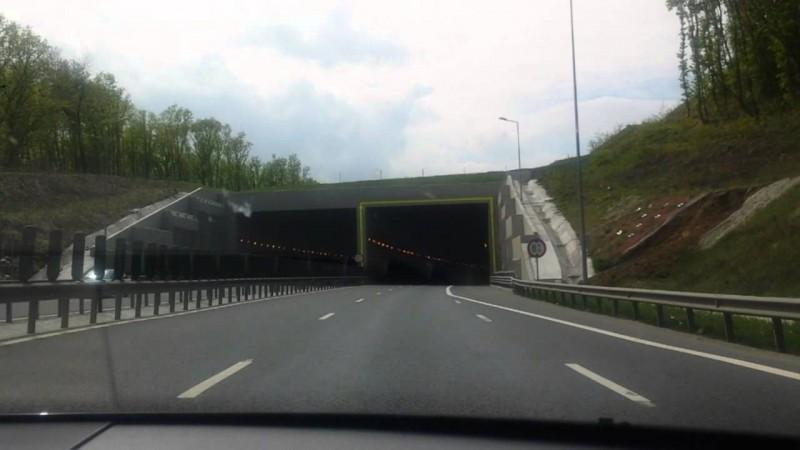 tunelului de la Săcel