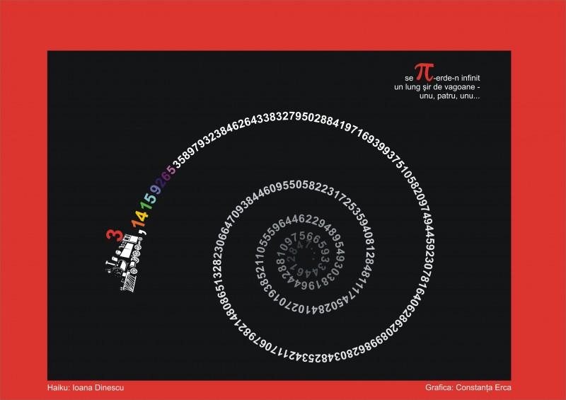 14 martie - Ziua Mondială a Numărului Pi (Sursa foto: haikuind.wordpress.com)