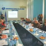 Sedința Comitetului de Bazin Mureș (Sursa foto: Prefectura Mures)