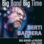 Afis 14 martie Berti Barbera Sala Radio