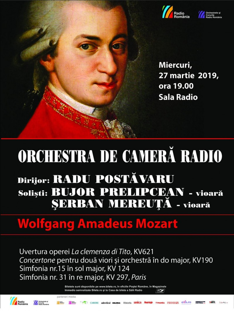 Afis 27 mar 2019 Mozart