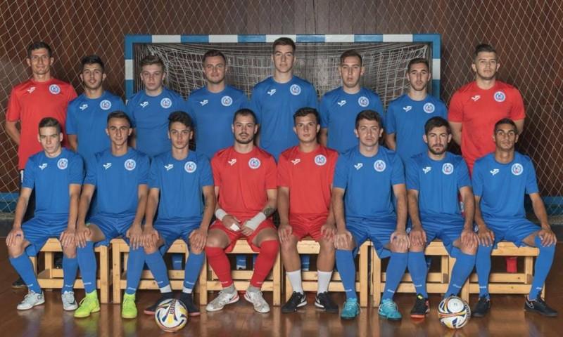 Sursa foto: facebook.com - CSM Tg.-Mureș - Futsal