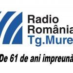 Logo - Radio Romania Tg. Mures - 60 de ani (1)