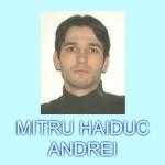 MITRU-HAIDUC ANDREI
