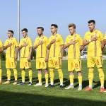 Romania, fotbal U-19 (Sursa foto: frf.ro)