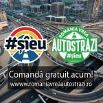 protestul 'România vrea autostrăzi'