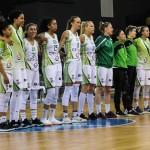 Sursa foto: Liga Națională de baschet feminin, sferturi de finală