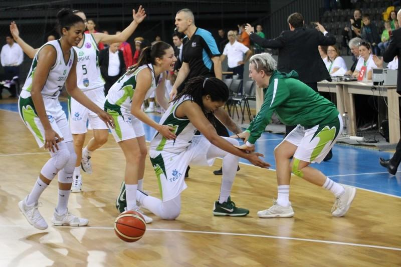 ACS Sepsi Sic Sfântu Gheorghe, baschet feminin (Sursa foto: fiba.basketball)