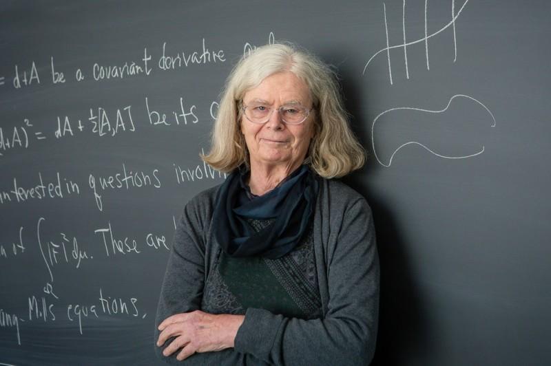Karen Uhlenbeck (Sursa foto: nytimes.com)