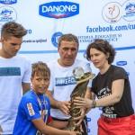 Academia Hagi - campioana Cupei Hagi Danone 2018, premiere (Sursa foto: cupahagidanone.ro)