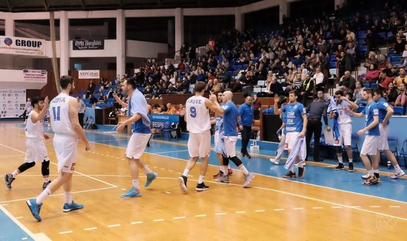 CSM Tg.-Mureș, baschet masculin (Foto: facebook.com - CSM Tg.-Mureș Baschet)