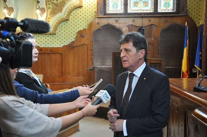 Foto: Instituția Prefectului județului Mures