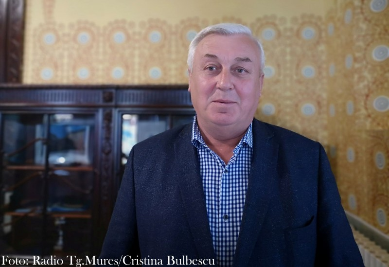 Ioan Rus, director Directia Agricola