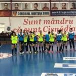 Măgura Cisnădie, handbal feminin (Sursa foto: facebook.com - CS Măgura Cisnădie)