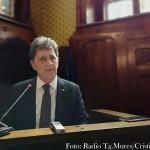 Mircea Dusa prefect de Mures